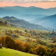 Carpathian mountains landscape — Stock Photo #35504745