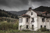 Creepy old house — Stock Photo