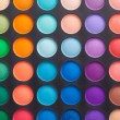 Eye shadow make-up palette — Stock Photo #50122507