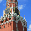 Clock tower of Moscow Kremlin — Stock Photo #13157721