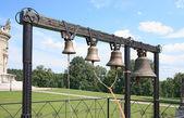 Kostelní zvony — Stock fotografie