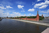 The Moscow Kremlin — Stock Photo
