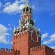 Clock tower of Moscow Kremlin — Stock Photo #13405787