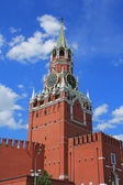 Clock tower of Moscow Kremlin — Stock Photo