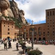 Abbey Santa Maria de Montserrat — Stock Photo