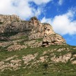 View from Montserrat — Stock Photo