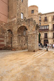 Barri gotic à barcelone — Photo
