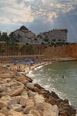 Benidorm Mirador and Beachfront area — Stock Photo