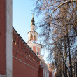 Donskoy monastery — Stock Photo