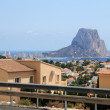 Penon de Ifach. Calpe, Alicante, Spain. — Stock Photo #41792293
