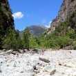 Samaria Gorge - Stock Photo