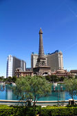 パリ ラスベガス ホテル アンド カジノ — ストック写真