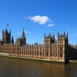 Palace of Westminster — Stock Photo #14359267