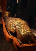 Egyptian Sarcophagus — Stock Photo
