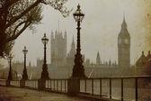 Big Ben & Houses of Parliament — Stock Photo