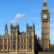 Big Ben clock tower — Stock Photo