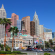 LAS VEGAS NV - APRIL 26: New York - New York Hotel & Casino on A - Stock Photo