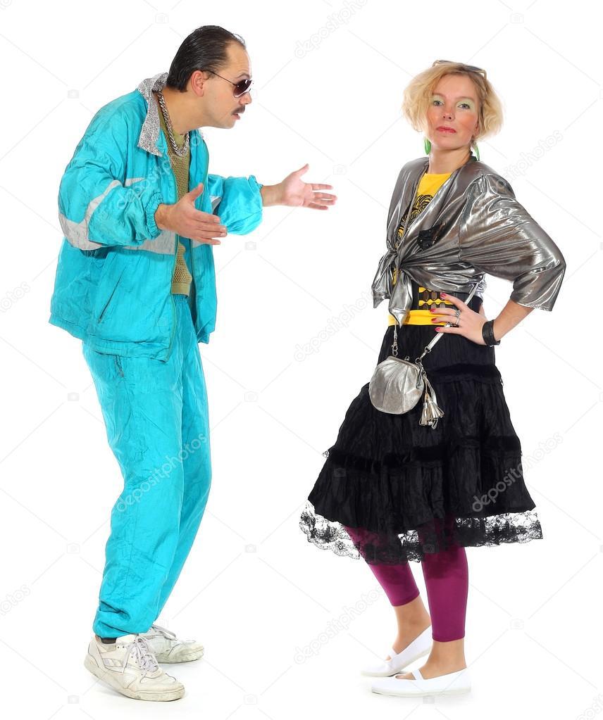 Сутенер и проститутка 2 фотография
