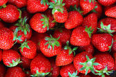 Fresh strawberry background — Foto de Stock