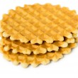 Wafer biscuits — Stock Photo