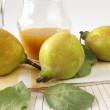 Quince syrup — Stock Photo