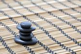 Zen pebbles — Stock Photo