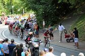 The Tour de France — Stock Photo