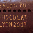 Salon du chocolat — Stock Photo #35430493