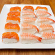 Nigiri sushi — Stock Photo #41067483