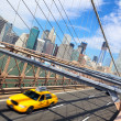Brooklyn Bridge - Foto Stock