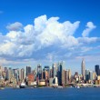 New York skyline — 图库照片