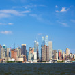 New York skyline — Stock Photo #12702279