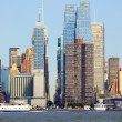 New York skyline — Foto de Stock