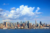 Skyline di new york — Foto Stock