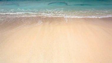 Sand beach — Stock Video