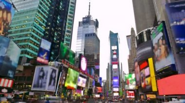 Times Square — Stock Video
