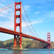 Stock Photo: Golden Gate Bridge