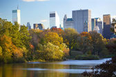 New York City Central Park — Stock Photo