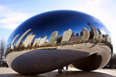 Cloud Gate Bean — Stock Photo