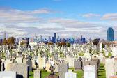 Calvary Cemetery — Stock Photo