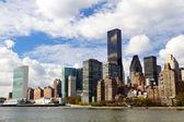 New York architecture — Stock Photo