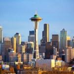 Seattle skyline — Stock Photo #18658615