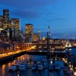 Seattle waterfront — Stock Photo #20028033