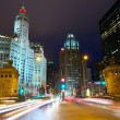 ������, ������: Magnificent Mile in Chicago