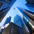 Royalty-Free Stock Photo: Chicago looking up