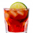 Royalty-Free Stock Photo: Martini Rosato Cocktail