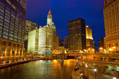 Chicago River Walk — Stock Photo