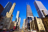 Magnificent Mile — Stock Photo