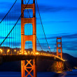 Golden Gate Bridge  — Stock Photo #51511481