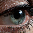 Female eye — Stock Photo
